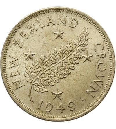 Nowa Zelandia 1 korona 1949