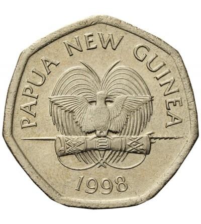 Papua Nowa Gwinea 50 Toea 1998