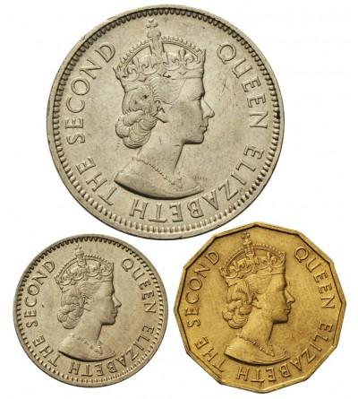 Nigeria 3, 7, pence 2 shilling 1959