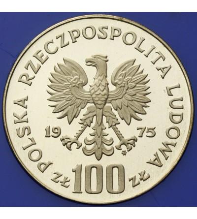 100 złotych 1975, Zamek Królewski w Warszawie