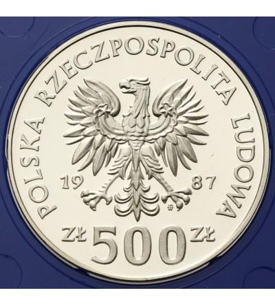 500 złotych 1987, ME w piłce nożnej 1988