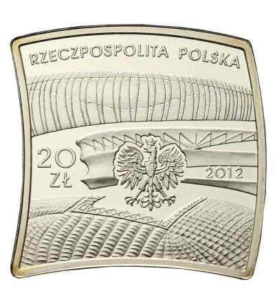 20 złotych 2012, UEFA Euro 2012