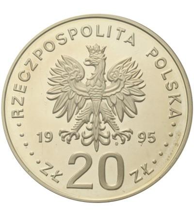 20 złotych 1995, Katyń. GCN PR69