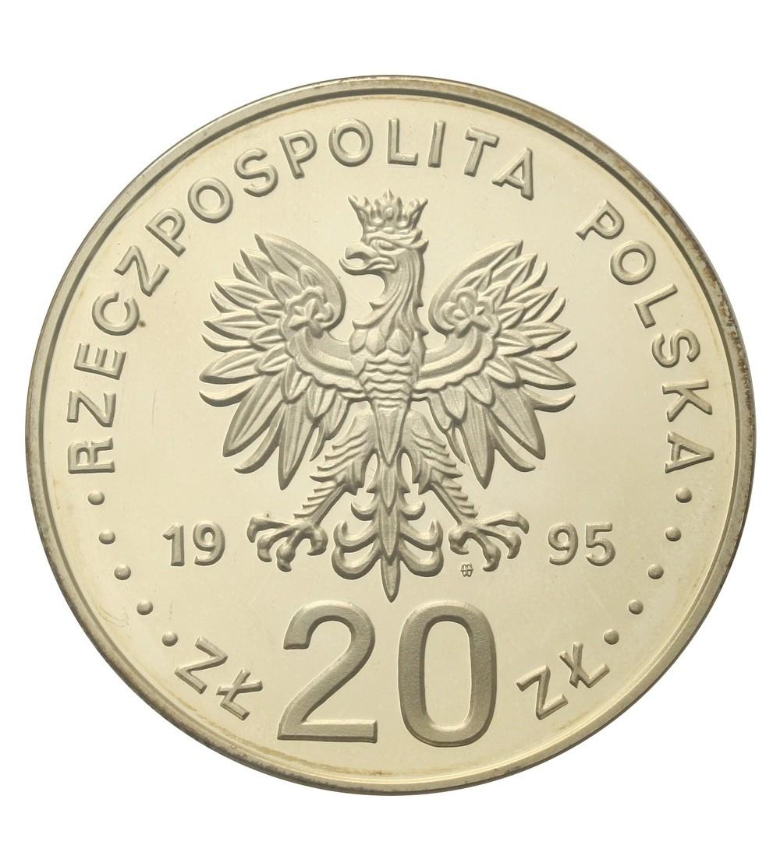20 złotych 1995 - Katyń