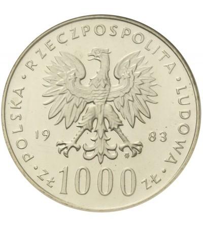 1000 złotych 1983, Jan Paweł II - GCN MS66