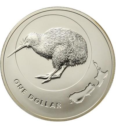 Nowa Zelandia 1 dolar 2009