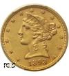 USA 5 dolarów 1893, Filadelfia - PCGS AU 55