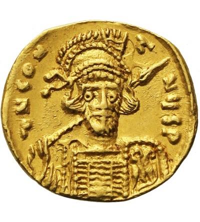 Byzantine Coinage. Constantinus IV Pogonates 668-685. AV Solidus