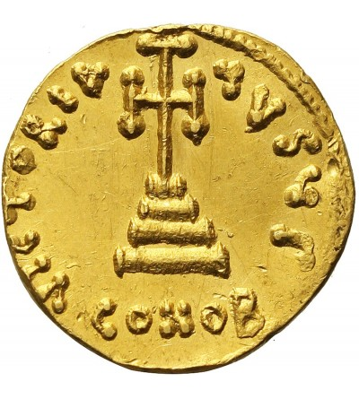 Bizancjum. Tyberiusz III 698-705. AV Solid