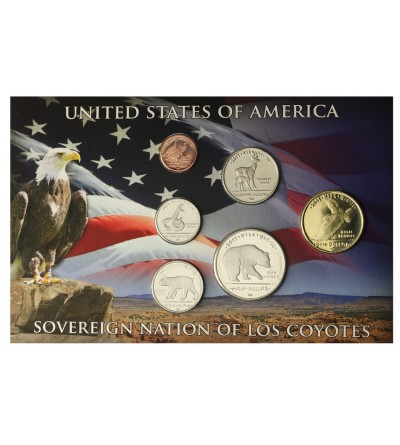 USA Sovereign Nation of Los Coyotes Indians