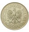 200000 złotych 1994, Zygmunt I Stary - półpostać