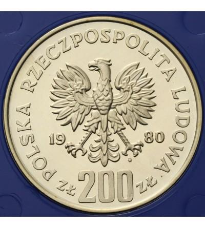 Poland 200 zlotych 1980 Kazimierz I Odnowiciel