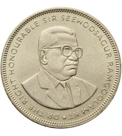 Mauritius 5 Rupees 1987