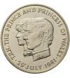 Mauritius 10 Rupees 1981