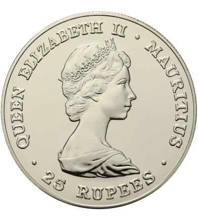 Mauritius 25 Rupees 1982