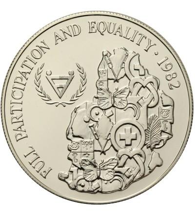 Mauritius 25 rupii 1982