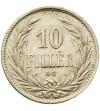 Węgry 10 fillerów 1909