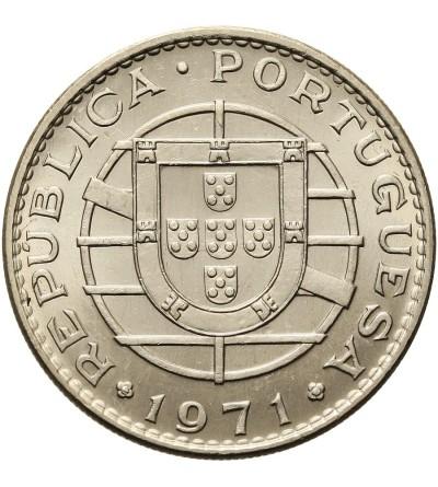 Mozambik 20 escudos 1971