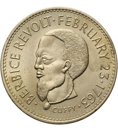 Gujana 1 dolar 1970