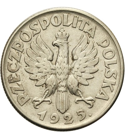 Poland 2 Zlote 1925, London mint