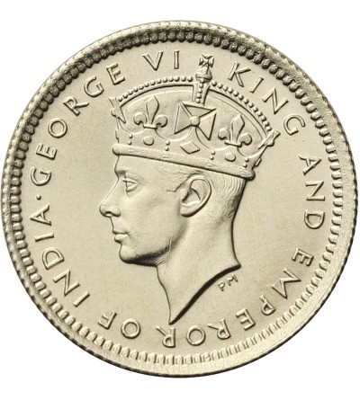 Malaya (British Colony) 5 Cents 1945