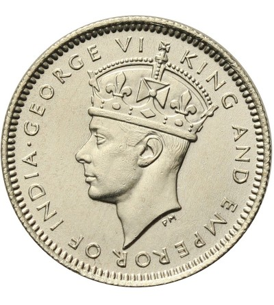 Malaya (British Colony) 10 Cents 1939
