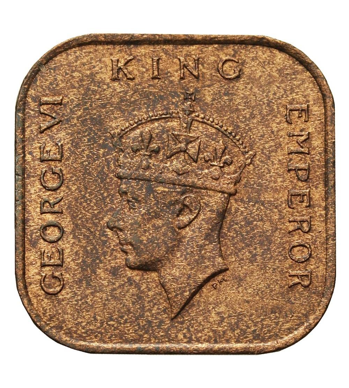 Malaje Brytyjskie 1 cent 1940