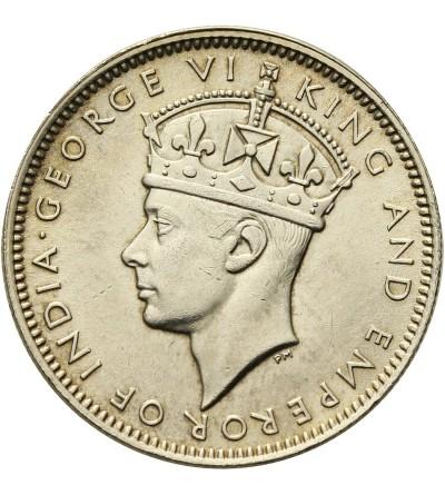 Malaje Brytyjskie 20 centów 1943