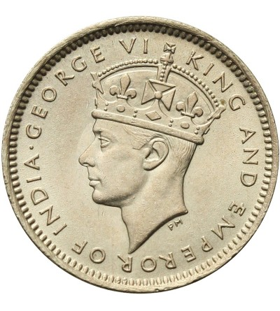 Malaya (British Colony) 10 Cents 1945