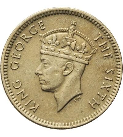 Malaje Brytyjskie 5 centów 1948
