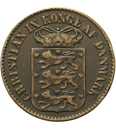 Denish West Indies Cent 1883
