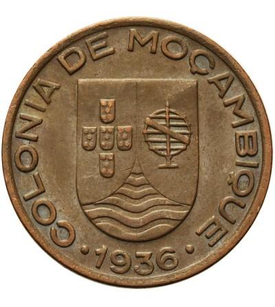 Mozambque 20 Centavos 1936