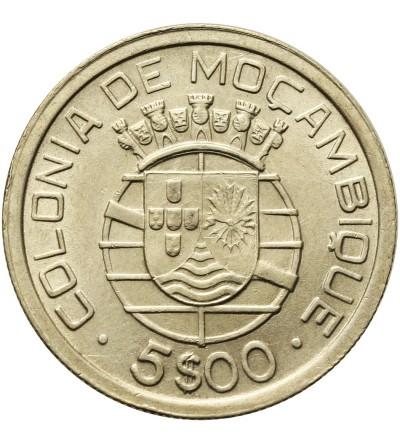 Mozambque 5 Escudos 1949