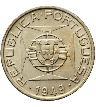 Mozambik 5 escudos 1949