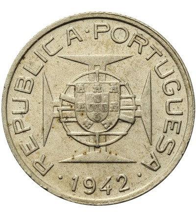 Mozambik 2 1/2 escudos 1942