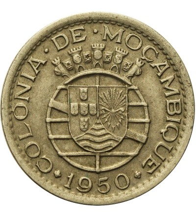 Mozambik 50 centavos 1950