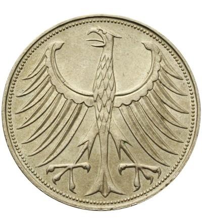 Germany 5 Mark 1966 D