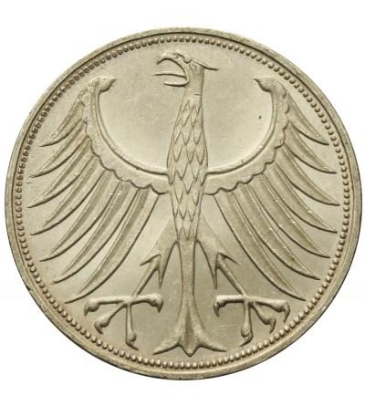 Germany 5 Mark 1974 F