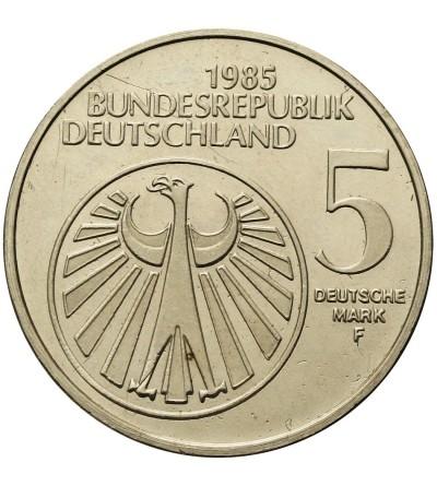 RFN 5 marek 1985 F, Europejski rok muzyki