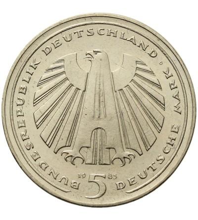 RFN 5 marek 1985 G, Niemiecka Kolej