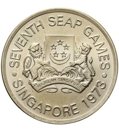 Singapur 5 dolarów 1973