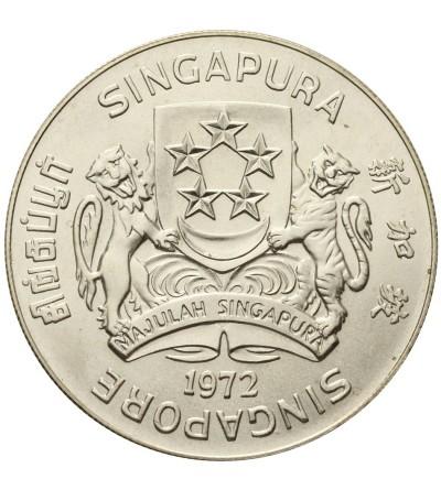 Singapore 10 Dollars 1972