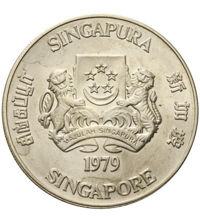 Singapore 10 Dollars 1979