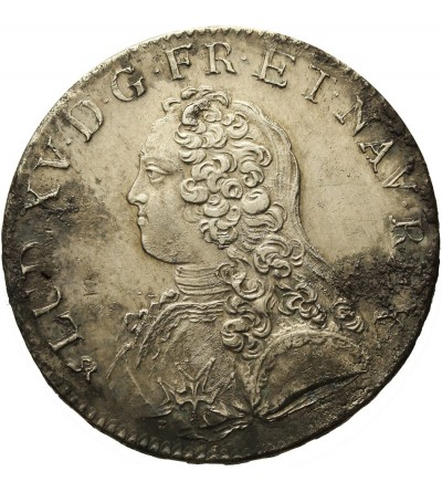 France Ecu 1737 B, Rouen