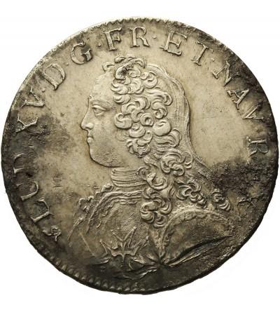 Francja Ecu 1737 B, Rouen