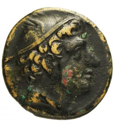 Rzym Republika. AE Semuncia anonimowy ok. 217-215 r. p.n.e.