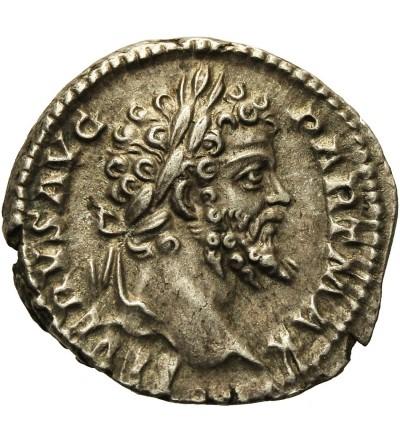 Septimius Severus 193-211. AR Denarius 210 AD