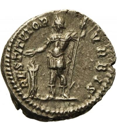 Septymiusz Sewer 193-211. AR Denar 201 r. n.e.