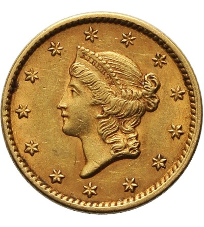 USA Dollar 1852, Liberty Head