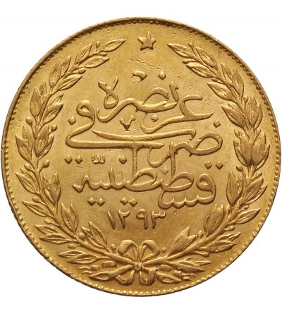 Turcja 100 Kurush 1293/30 AH / 1905 AD